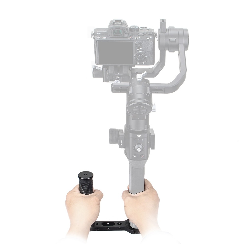 Zhiyun WEEBILL LAB 3-Axis OLED Display Stabilizer For Sony Panasonic GH5s Mirrorless Camera Handheld Gimbal With Focus Control 23