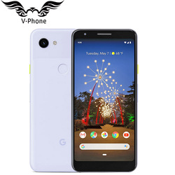 2019 marke Neue Google Pixel 3A Handy 4G LTE 4GB RAM 64GB ROM 5,6 inch Snapdragon 670 Octa Core 12.2MP 8MP NFC Smartphone