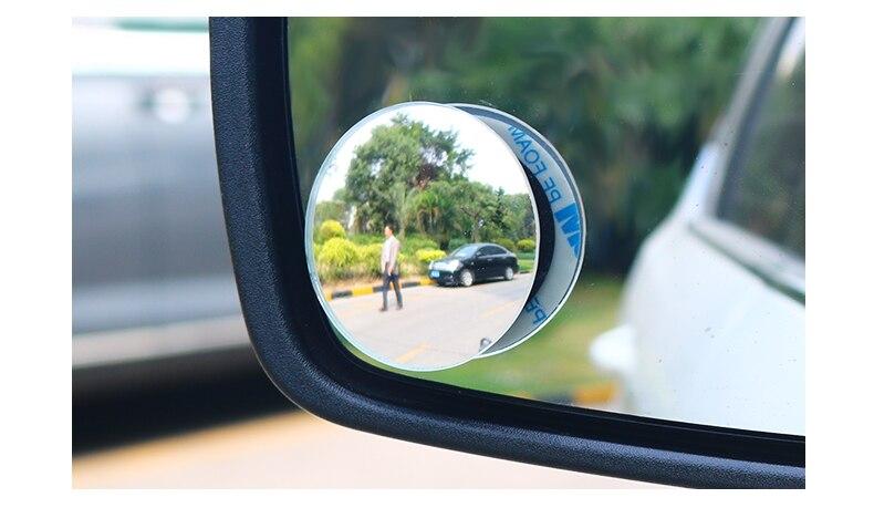 Kết quả hình ảnh cho gương cầu lồi xoay 360 cho ô tô