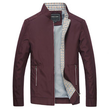 Men's Spring Jacket For Business Purposes
