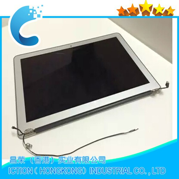 Original New A1465 For Macbook Air 11A1465 Full LCD LED Screen Display Assembly 2013 2014 2015 Year EMC 2631 EMC 2924 661-7468 new rear lid for macbook air unibody 11 6 a1465 lcd back cover 2013 2014 2015 year