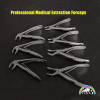 Extraction Forceps Stainless Steel Children Pet Dog Cat Tooth Extracting Forceps Dental Instruments