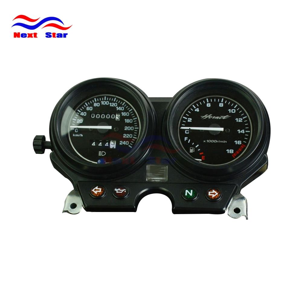 цена на Motorcycle Tachometer Odometer Instrument Speedometer Gauge Cluster Meter For HONDA Hornet 250 CB250 06-08 06 07 08 Street Bike