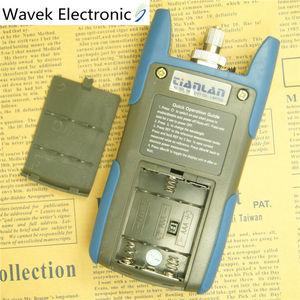 Image 3 - FTTH Mini Fiber Optical Power Meter TL510 TL510C Fiber Optical Cable Tester Optical Tester  50dBm~+26dBm FC SC ST Connector