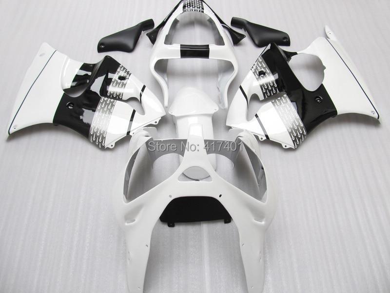 ⃝7 caliente Kit de carenado para Kawasaki Ninja ZX6R 00-02 ZX-6R ...