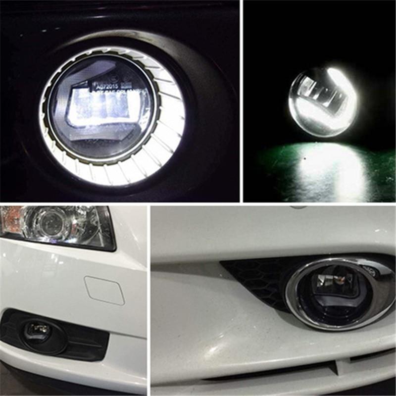 Toyota Prado Corolla Camry RAV4 Venza Gündüz işləyən işıqlar - Avtomobil işıqları - Fotoqrafiya 5