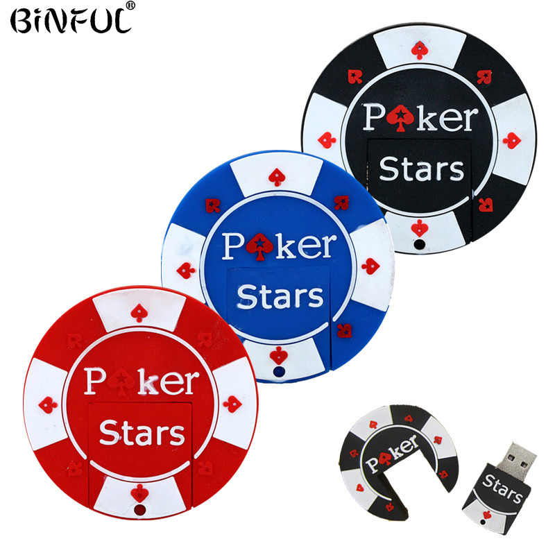 Permainan Lucu USB Flash Drive Chip Poker Flashdisk Thumbdrive Memori Disk 4GB 8 Gb 16GB 32GB 64 gb Pena Drive Disk U Hadiah Hot Sale