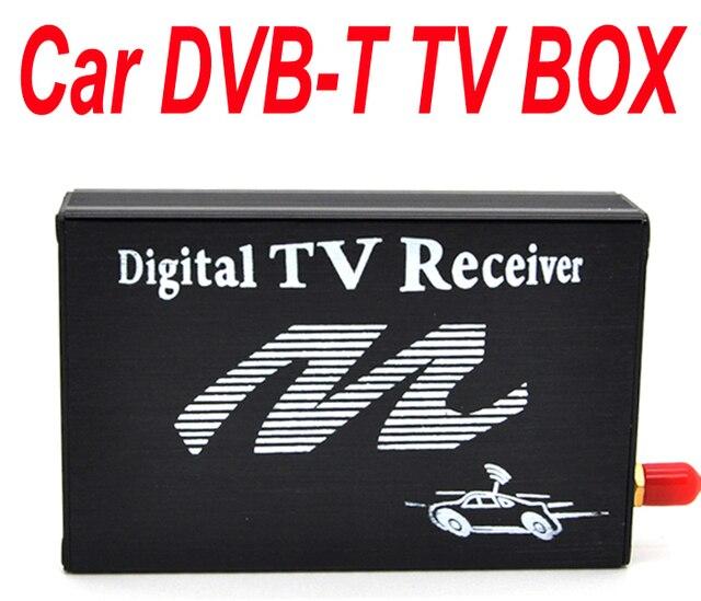 DVB-T Digital TV  HD Receiver Box For Car DVD Player