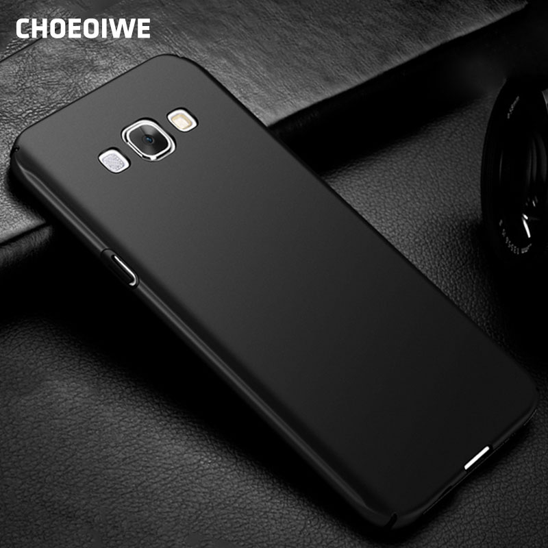 CHOEOIWE Matte Case for <font><b>Samsung</b></font> Galaxy S4 I9500 S3 Neo i9301 I9300 Duos i9300i S5 i9600 S6 <font><b>G920</b></font> Hard PC Cases Phone Bags Cover image