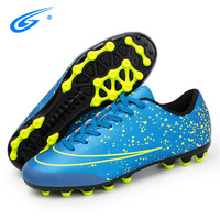 ZHENZU Foot AG nail football shoes star blue artificial lawn adult shoes for men and women training shoes
