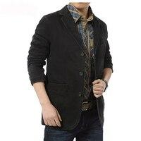 Spring Slim Suit Blazer Men Casual Fit Wool Brown Men Casual Suit Coat Blazer Hombre Masculino High Quality Jacket Male 2019