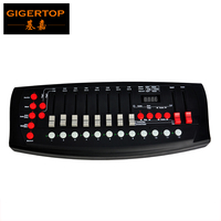 Best Price Mini 192 Controller DMX 192 Channel Control 16pcscomputer Chase Step Manual Mode LCD Dispaly