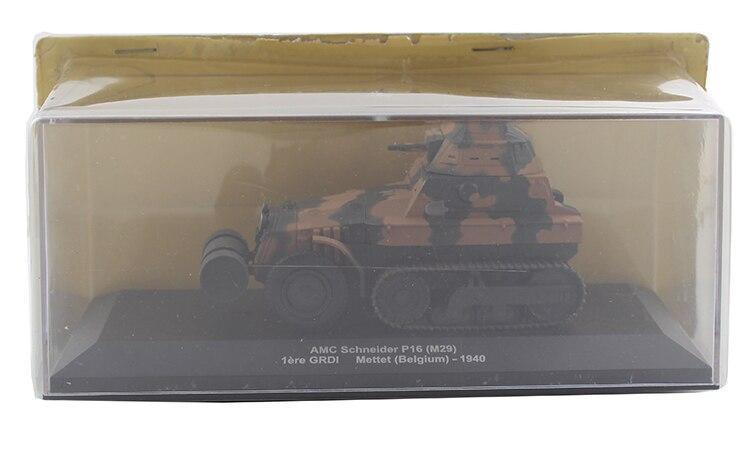 IXO 1/43 AMC P-16 M29 Semi tracked armored vehicle model Alloy collection model Holiday gift мегафон amc se116 продам киев