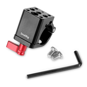 Image 2 - SmallRig 25mm Rod Clamp 1/4 and 3/8 Screw Holes for DJI Ronin M/Ronin MX/Freefly MOVI Stabilizers   1860