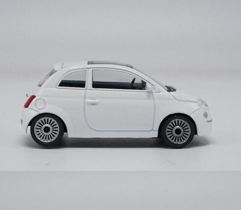 1:43 Scale Alloy Car Toy, High Imitation Fiat 500 Sports Car Model, Metal  Casting, Children Toy Vehicles, Free Shipping In Diecasts U0026 Toy Vehicles  From Toys ...