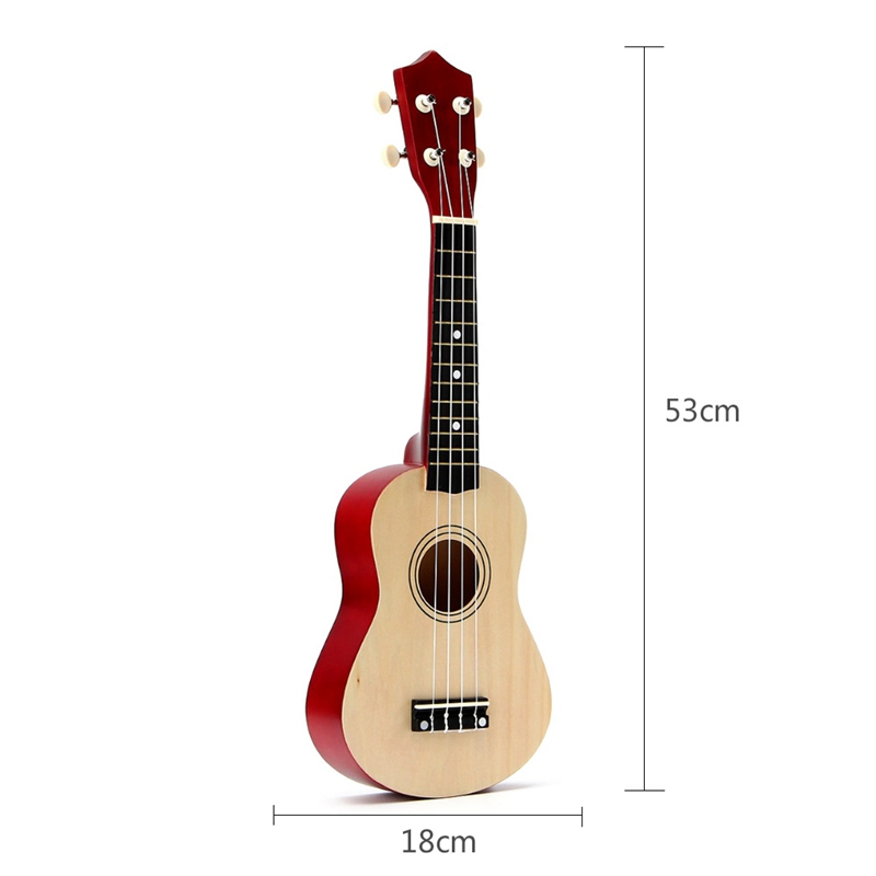 guitarra havaiana, uke + corda + picareta