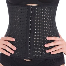 Women Slimming Body Shaper Waist Cincher Trainer Body Tummy Girdle Control Underbust Corset Shapewear Belt