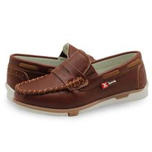 Toddlers  Slip-on PU leather Loafers