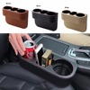 Portable Multifunction Auto Cup Holder Vehicle Seat Cell Phone Drink Holder