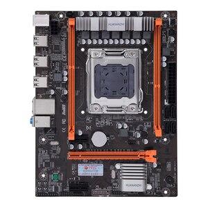 Image 2 - Huananzhi X79 4M 마더 보드 LGA 2011 USB2.0 SATA2 지원 REG ECC 메모리 및 Xeon E5 프로세서