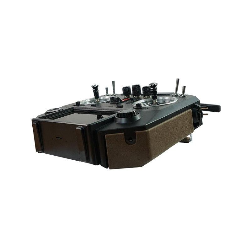 FrSky حورس X10S 16 CH RC الارسال وضع 2 MC12plus Gimbal الألومنيوم التعبئة والتغليف التحكم عن بعد ل لعبة تعمل بالريموت VS ACCST Taranis س X7-في قطع غيار وملحقات من الألعاب والهوايات على  مجموعة 3