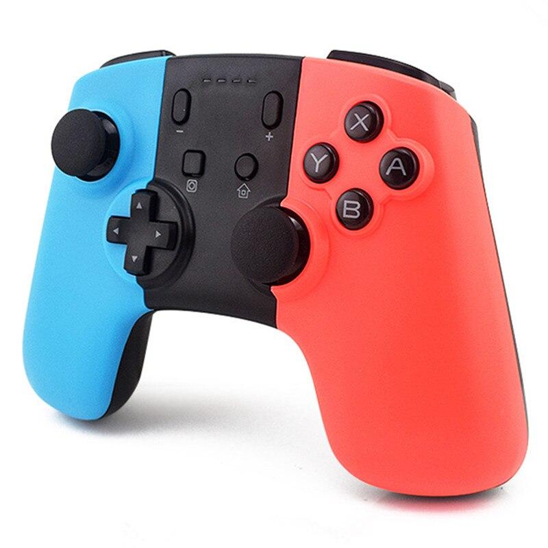 Nouveau contrôleur de jeu sans fil Bluetooth manette de jeu pour PC jeux de vibrations Joystick Android téléphone Mobile mélange poignée hôte