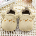 Cute Cartoon Embroidered Infant Toddler Crib Shoes Soft Sole Kids Boys Girls Baby First Walker Shoes 0-18M