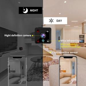 Image 3 - Mini Camera HD Camcorder IP Camera 1080P Sensor Night Vision WIFI Camera Remote Monitor small Camera Wireless Surveillance Cam