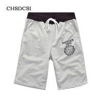 Men Casual Drawstring Pocket Overall Cotton Washed Shorts Bermudas Masculina Solid Colors Short Beach Surf Pants