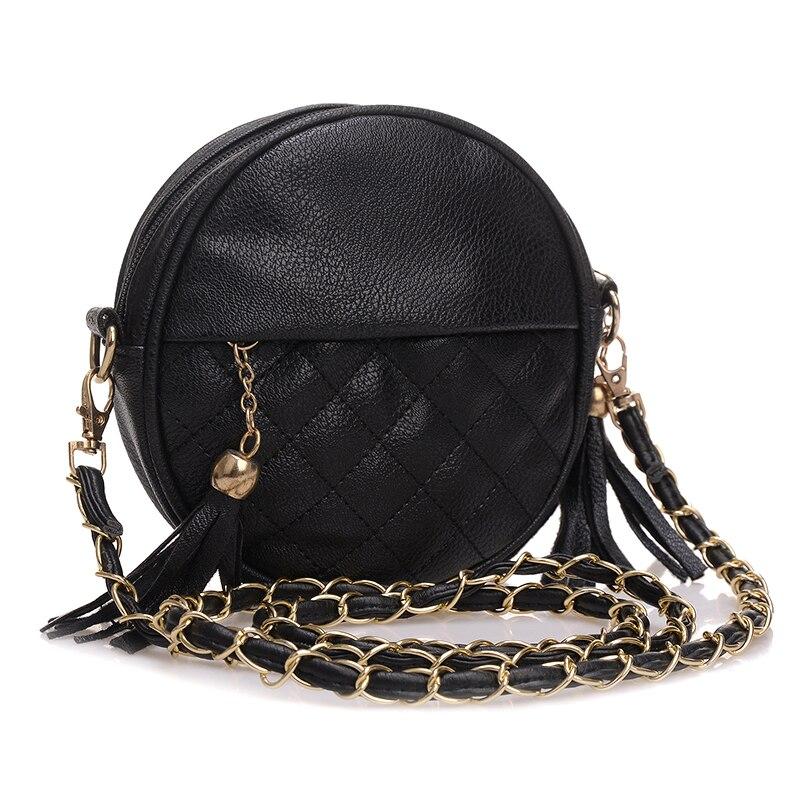 7d989ab2fd9e Bolsas Feminina 2016 Designer Crossbody Bag For Women Messenger Bag Ladies Shoulder  Bags Mini Tassel Chain Bag Leather Handbags-in Top-Handle Bags from ...