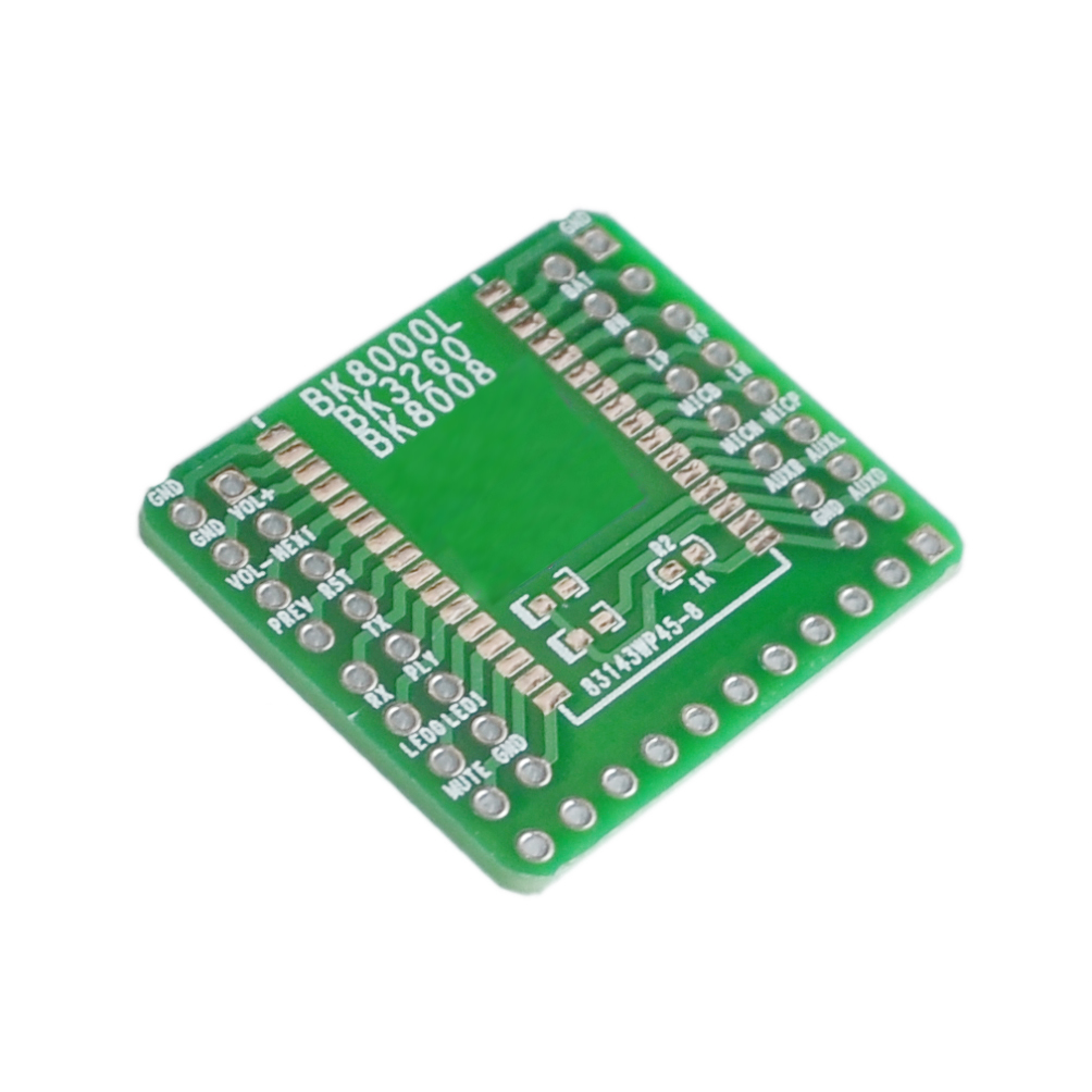 <font><b>BK8000L</b></font> Bluetooth Audio expansion board 2.2x2.9cm image