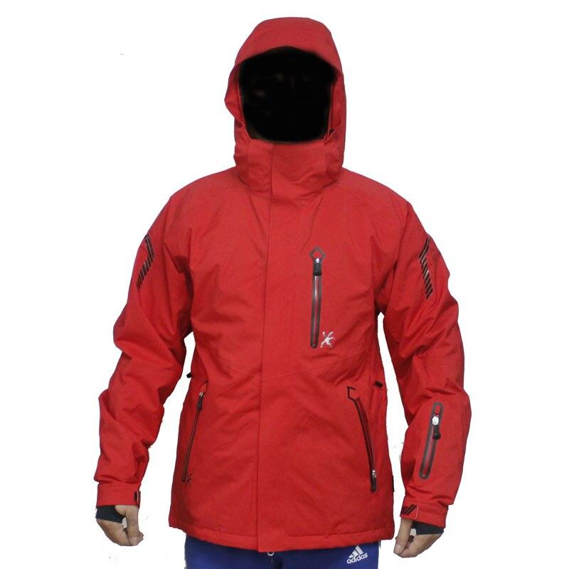 Prix pour Kx combinaison de ski alpin en plein air vêtements coupe - vent imperméable respirant thermique - FhwEs1