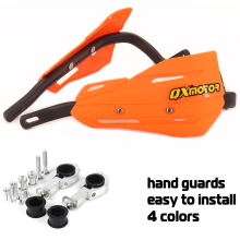 Handlebar Hand Guards Handguard Protector Protection 22mm 28mm Alloy Insert Pit Dirt Bike Motorcycle Motocross