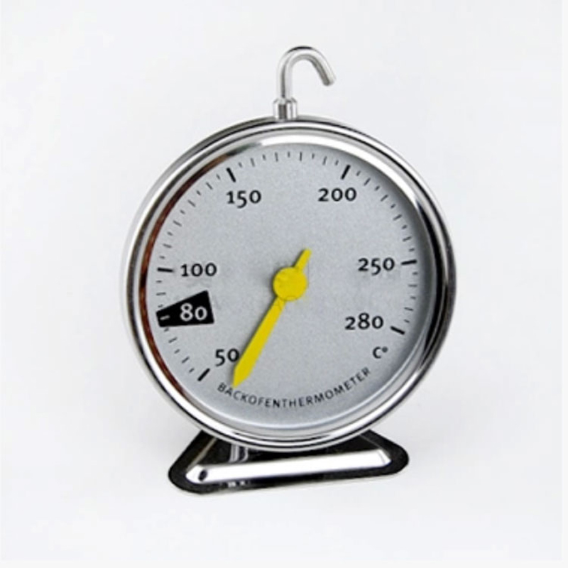 Cooker Temperature Gauge ~ Good quality stainless steel oven cooker thermometer