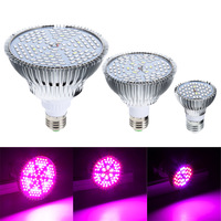 E27 30W 50W 80W Led Grow Light Full Spectrum Led Grow Lamp For Plants Vegetables Hydroponic