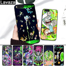 Lavaza Cartoon Rick And Morty Coque Silicone Case for Xiaomi Redmi 4A 4X 5A S2 5 Plus 6 6A Note 4 Pro 7 8 k20 Prime Go(China)