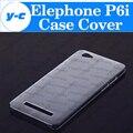 Elephone P6i Case New 100% Оригинальный Высокое Качество Пластика Прозрачный Чехол для Elephone P6i Смарт-Мобильный Телефон + Трек код