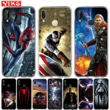 Movie hero Cases For Huawei Mate 9 10 20 P8 P9 P10 P20 Lite