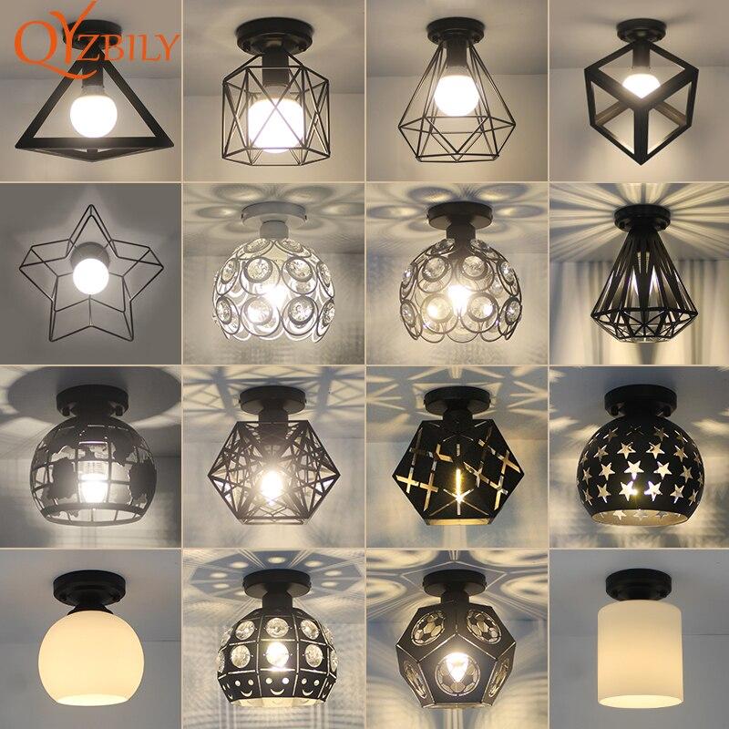 de hierro lámpara estar sala de Luz de techo techo luces 1lTFJKc3