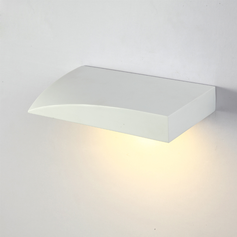 Modern LED wall lamp COB 20W home decoration wall light for living room aluminum wall sconce Super bright  thin lighting fixture the new super bright led built dimmable downlight cob 3w 5w mr16 gu10 led spot light led decoration ceiling lamp ac220 led lamp