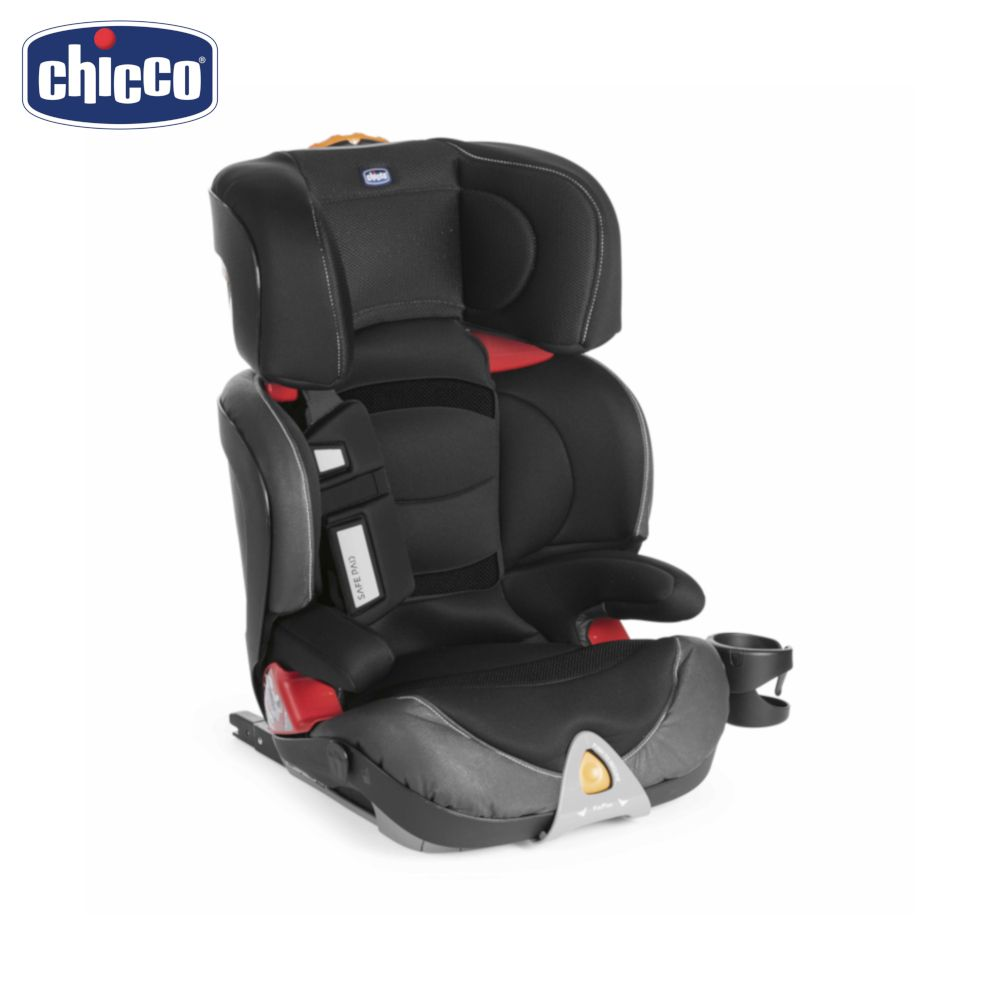 цена на Child Car Safety Seats Chicco Oasys 2-3 Evo FixPlus 89276 + подарок Игрушка Chicco Остров фантазий 9м+