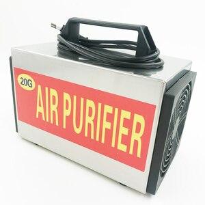 Image 2 - 220V 20g/h O3 Ozone generator ozonator machine air purifier