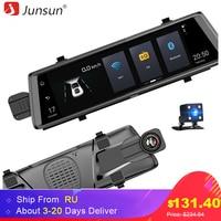 Junsun A900 Car DVR Camera 3G Android 5 0 Video Recorder Dual Lens FHD 1080P GPS