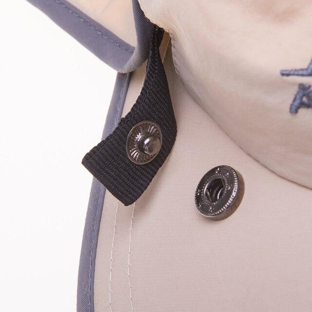 AONIJIE E4089 Hat Sun Visor Cap Hat UPF 50 Sun Protection Removable Ear Neck Flap 2