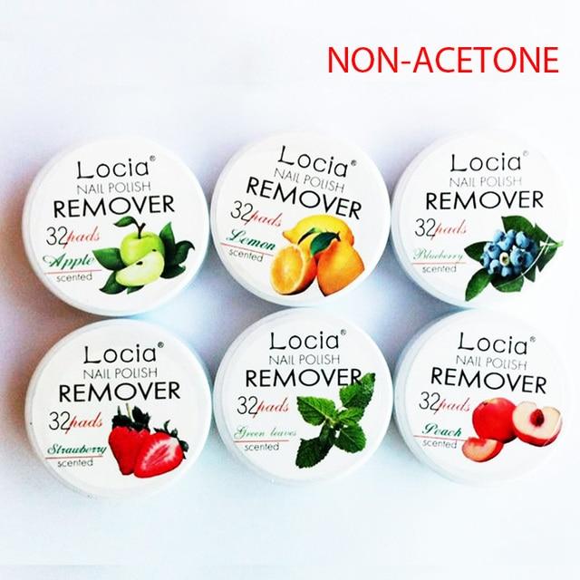 Aliexpress.com : Buy BK 32pcs/box non acetone bk nail polish remover ...