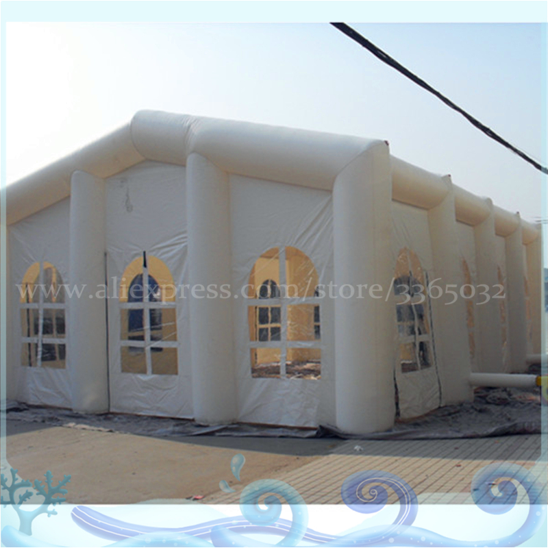 inflatable booth tent47