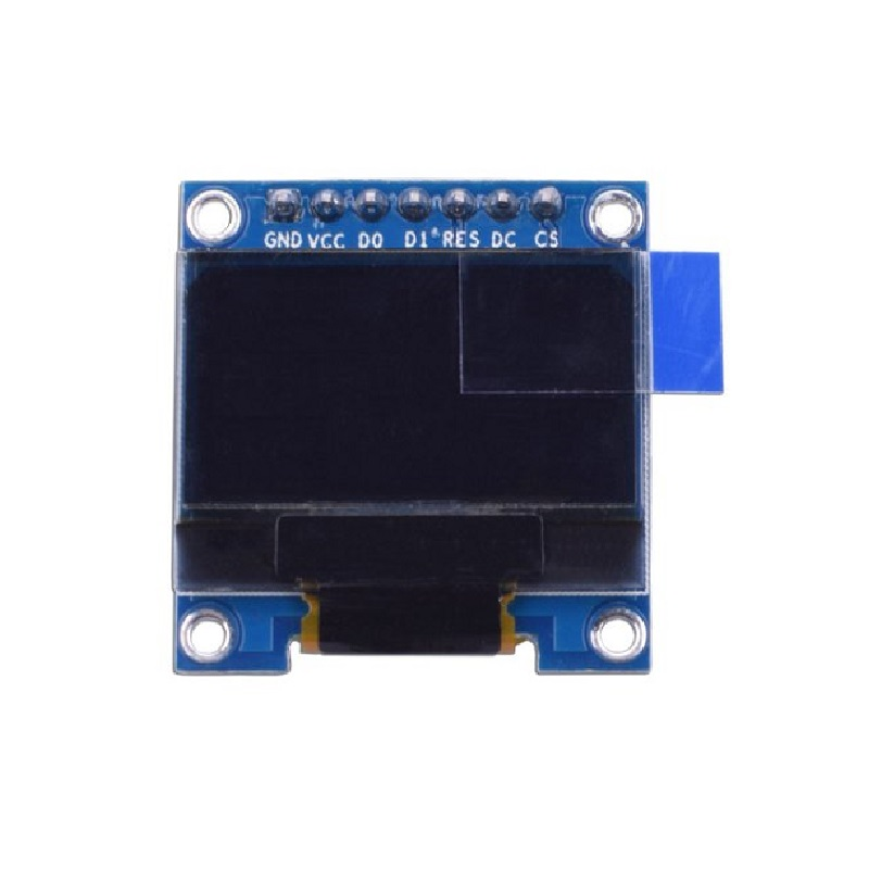 0.96 oled display module 12864 OLED blue screen IIC I2C SPI communication 7 pins driver chip ssd1306 for arduino stm32 DIY