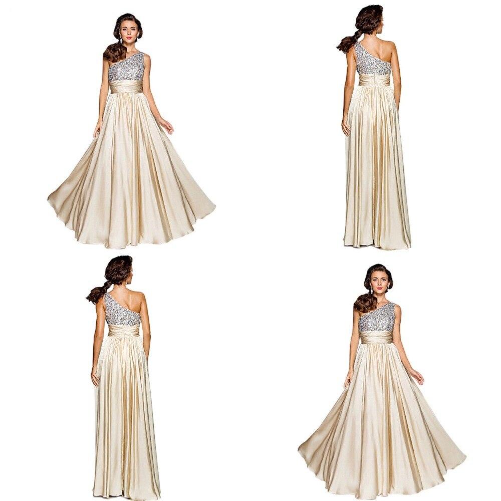 ZTVitality 2018 Summer Women Dresse Sleeveless Fashion Sequins One-Shoulder  Empire Elegant Party Dress Sexy Long Dress Vestidos 72dcca065b9e