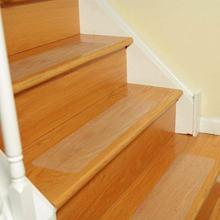 Лестница анти-Нескользящая лента для домашних животных анти-захват прозрачная износостойкая Водонепроницаемая кошка царапины лестничная лента ступень лестницы ковровое покрытие