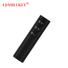 Bluetooth Headset Bluetooth Receiver Stereo Bluetooth Adapter Back Clip Bluetooth Headset LJ-MILLKEY LZ002-2